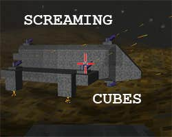 Play Screaming Cubes