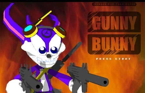 Play Gunny Bunny