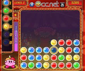 Play Kirby Circus Pop
