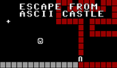 Play Escape From ASCII Castle