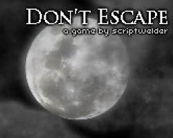 Play Don't Escape