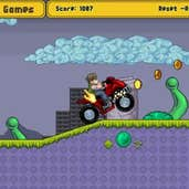 Play Zombie Motorcycle 2