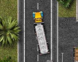 Play 18 Wheels Driver 4