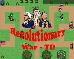 Play Revolutionary War TD