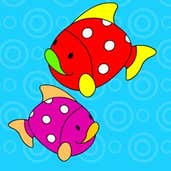 Play Aquarium Fish Coloring