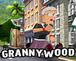 Play Angry Gran Run: Grannywood