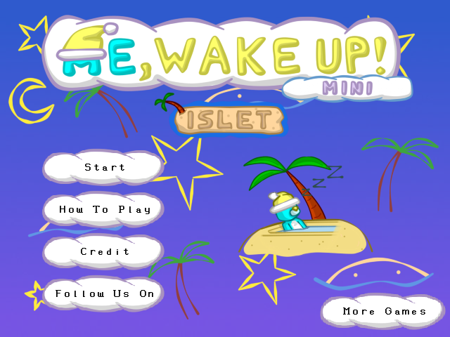 Play Me, Wake Up! Mini: Islet