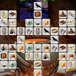 Play Magic World Mahjong