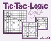 Play Tic-Tac-Logic Light Vol 1
