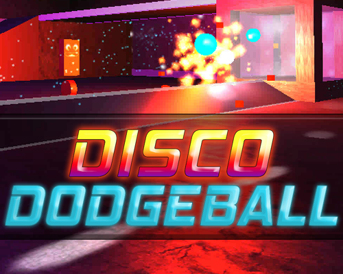 Play Disco Dodgeball
