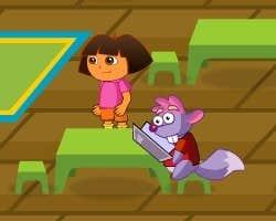 Play Dora Diner