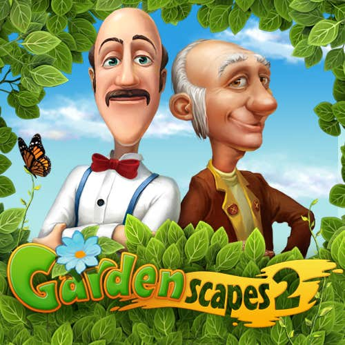 Play Gardenscapes 2