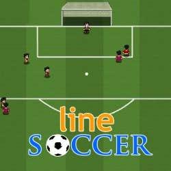 Line Soccer