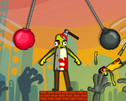 Play Zombie Demolisher