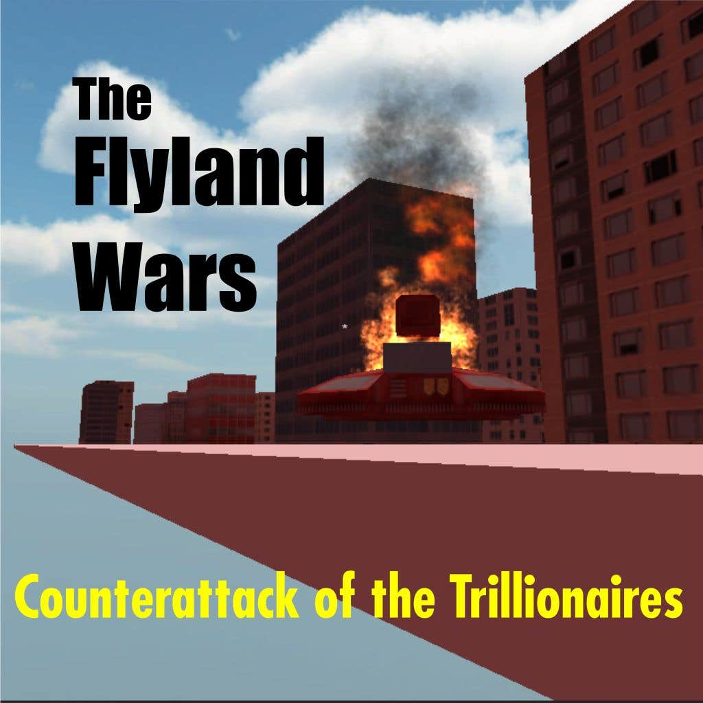 Play 2: Flyland Wars: Horse Trail