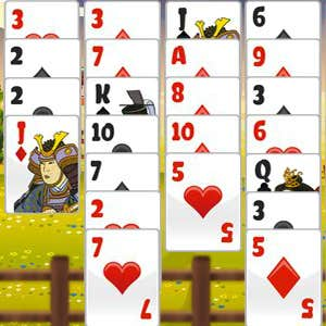 Play Samurai Solitaire