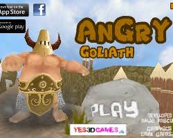 Play Angry Goliath Run