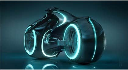 Play Tron: Ultimate Motorcycles