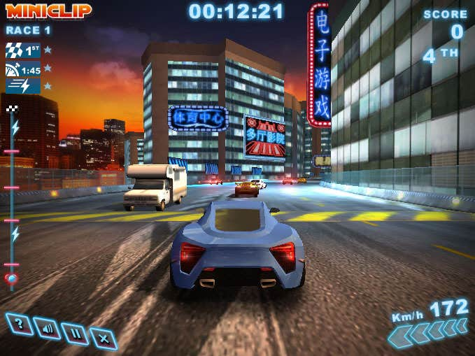 Play Turbo Racing 3