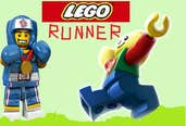 Play Lego running (3d)