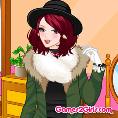 Play Princess Irene's Winter Holiday
