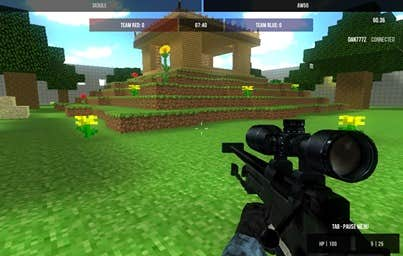 Play Combat3 FPS Multiplayer