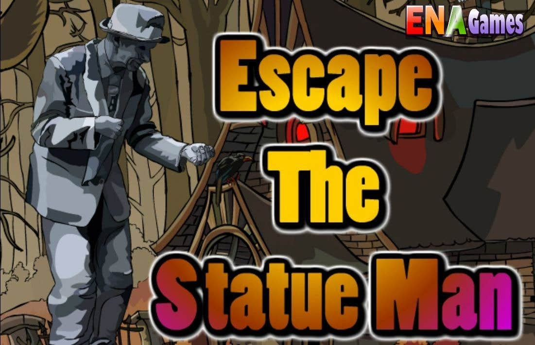 Play Escape The Statue Man
