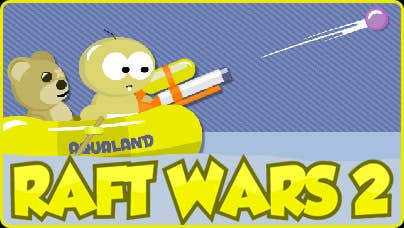 Play Raft War 2
