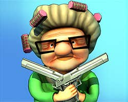 Play Gangster Granny