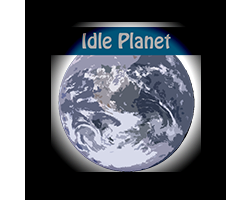 Play Idle Planet
