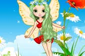 Play Beautiful Flower Fairy
