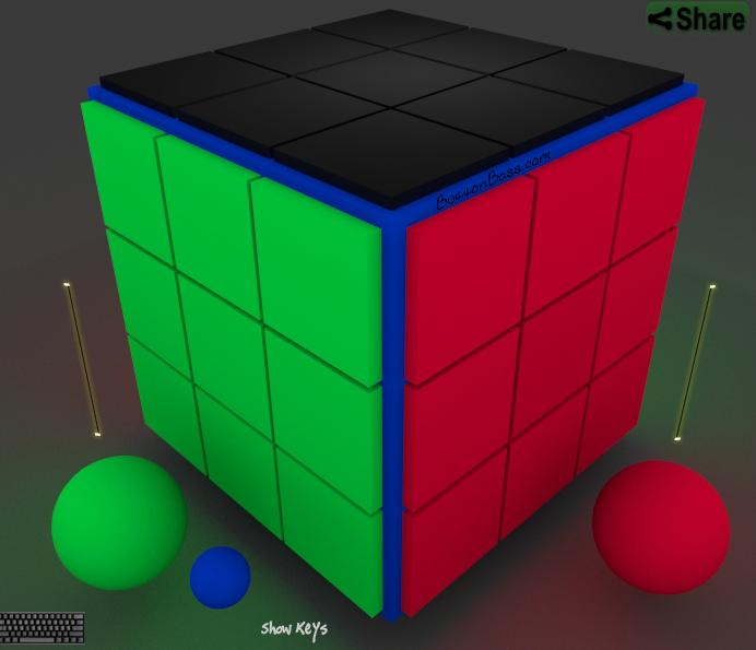 ButtonBass Trap Cube 2