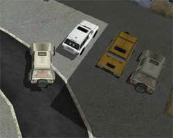 Play SUV Parking 3D