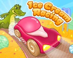 Play Ice Cream Racing
