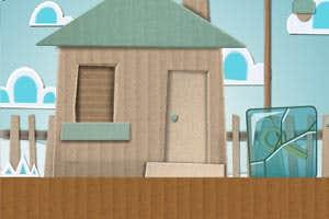 Play Paper Doors Escape