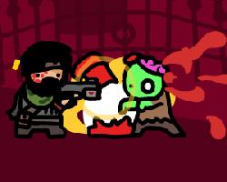 Bazooki-pocalyse!