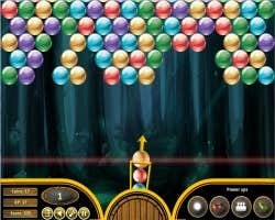 Play Bubble Shooter Exclusive