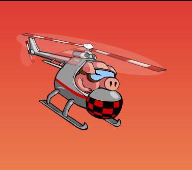 Play Kamikaza Pigs