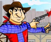 Play Cowboy Sheriff War