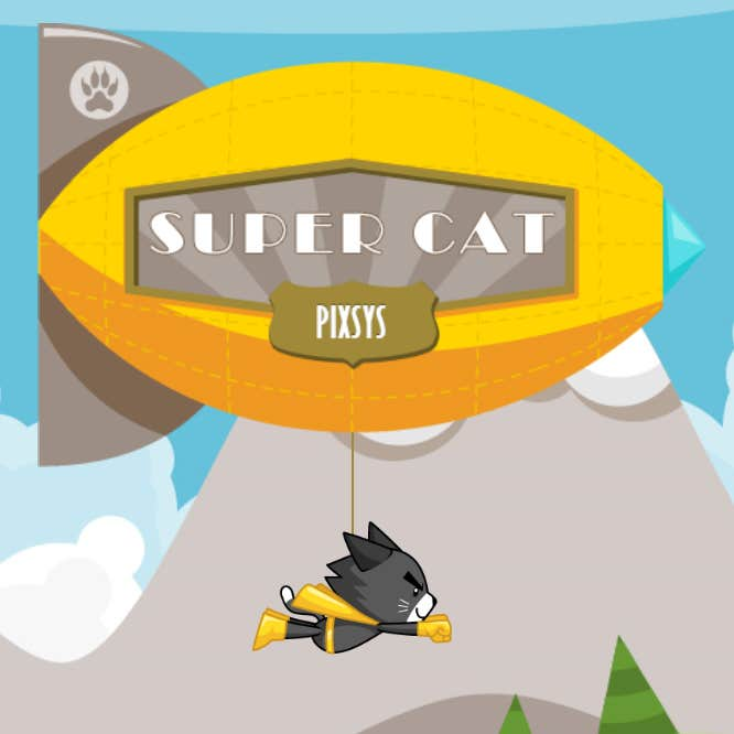 Play Super Cat