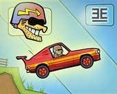 Play Crazy Car Jumping