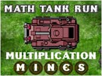 Play Math Tank Run