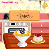 Play Cooking Frenzy: Ice Cream