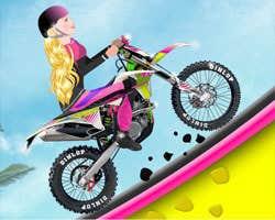 Play Sara Motocross Climb