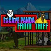 Play Escape Panda From The Thief