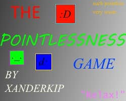 Play The Pointlessness Game