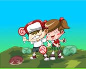 Play Candy Warrior