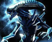 Play Alien Jigsaw Puzzle