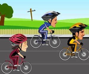 Play Bicycle Race