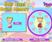 Play Baby Hazel Sound Memory